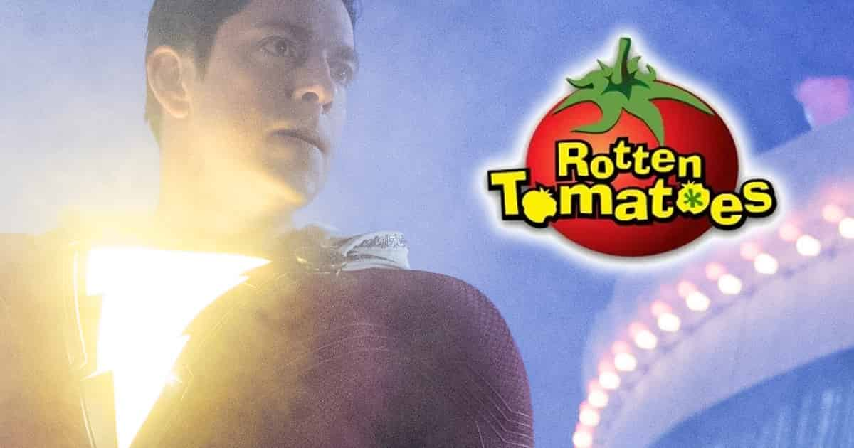 Photo of Shazam! Rotten Tomatoes Score & Reviews Ensure Another Major Success For DC