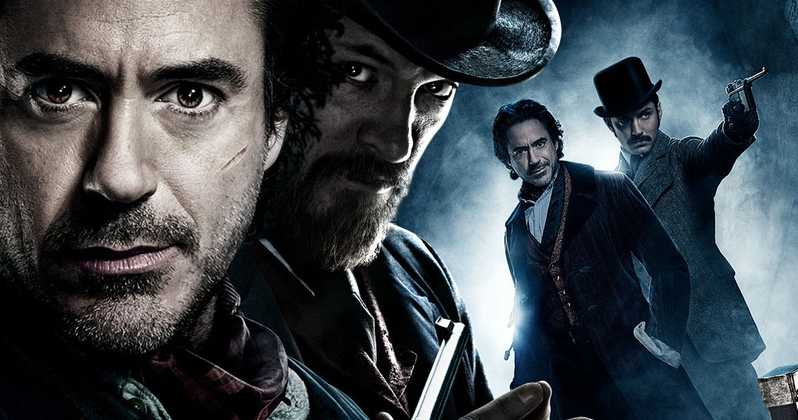 Photo of Sherlock Holmes 3 Release Date Delayed By a Year