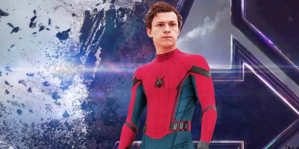 Tom Holland MCU
