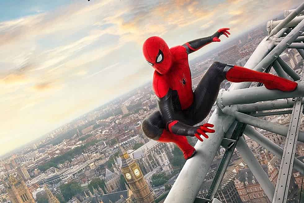 Spider-Man Far From Home TV Spots Spidey Suits