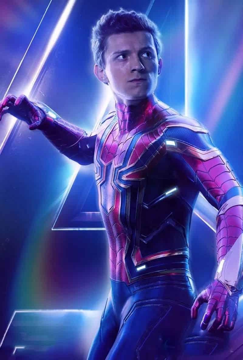Avengers: Endgame Spider-Man