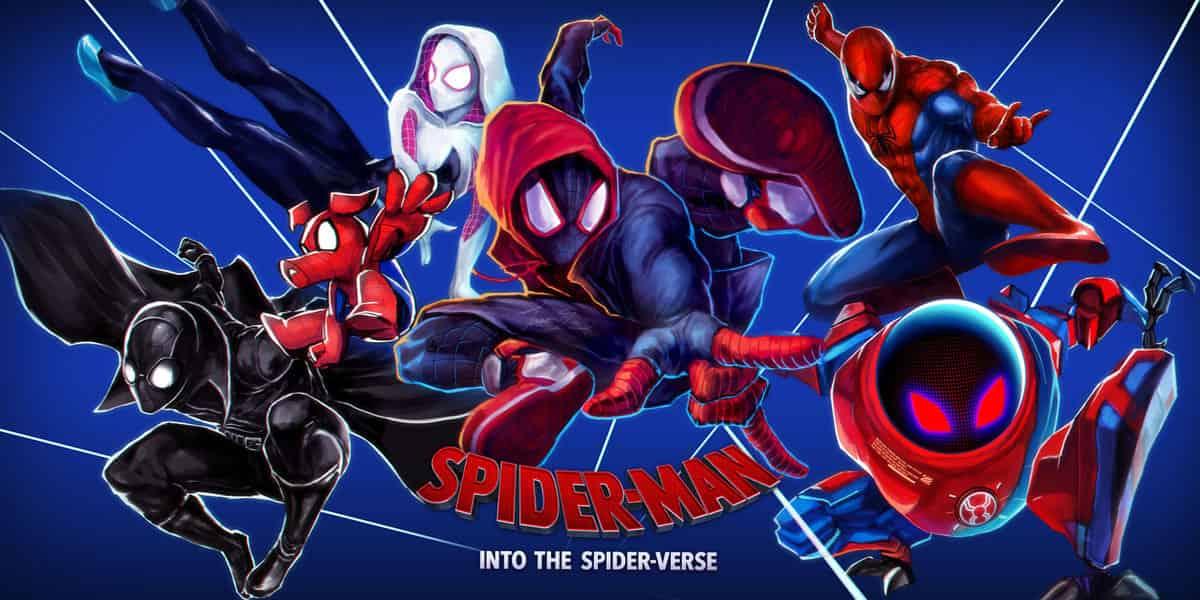 Spider-Man: Into the Spider-Verse Deadpool