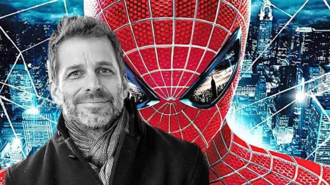 Zack Snyder Spider-Man