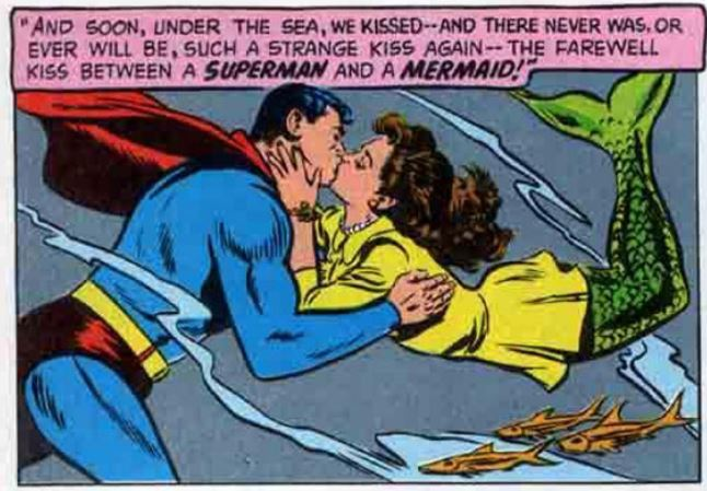 Superman Facts DC