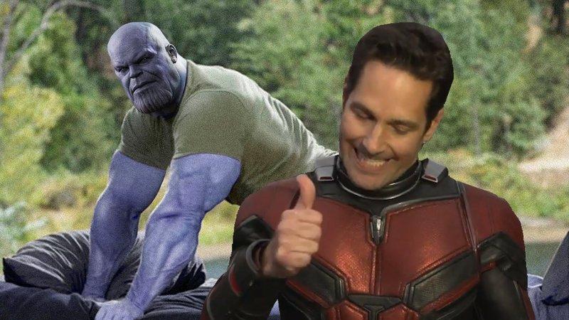 Avengers: Endgame Josh Brolin Ant-Man Thanos