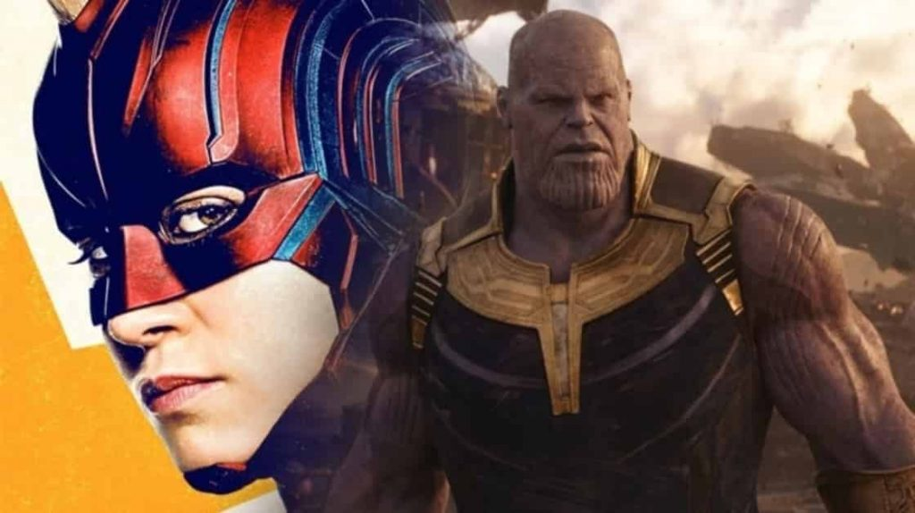 Avengers: Endgame Captain Marvel