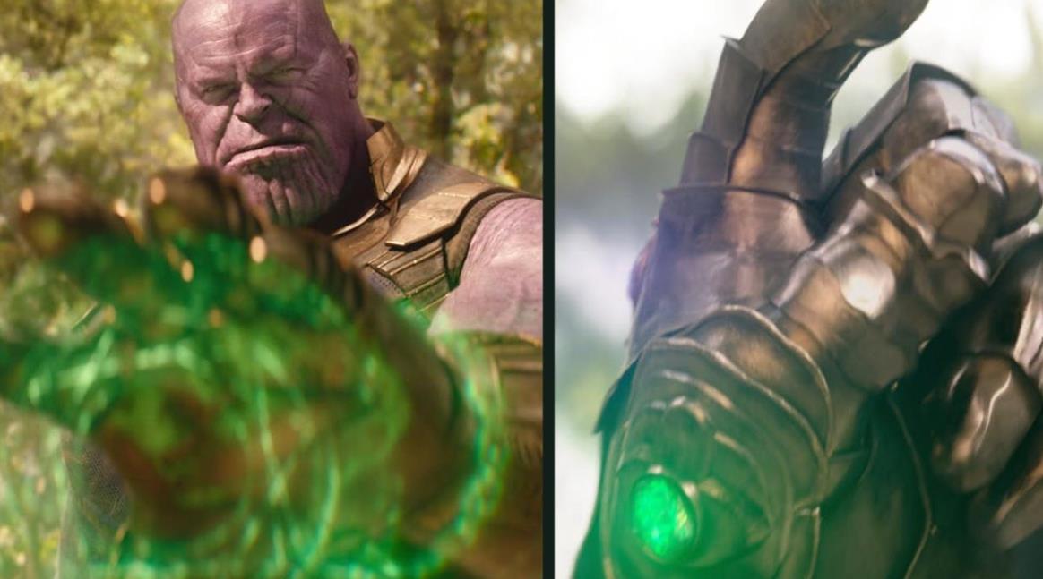 Doctor Strange Thanos Time Stone