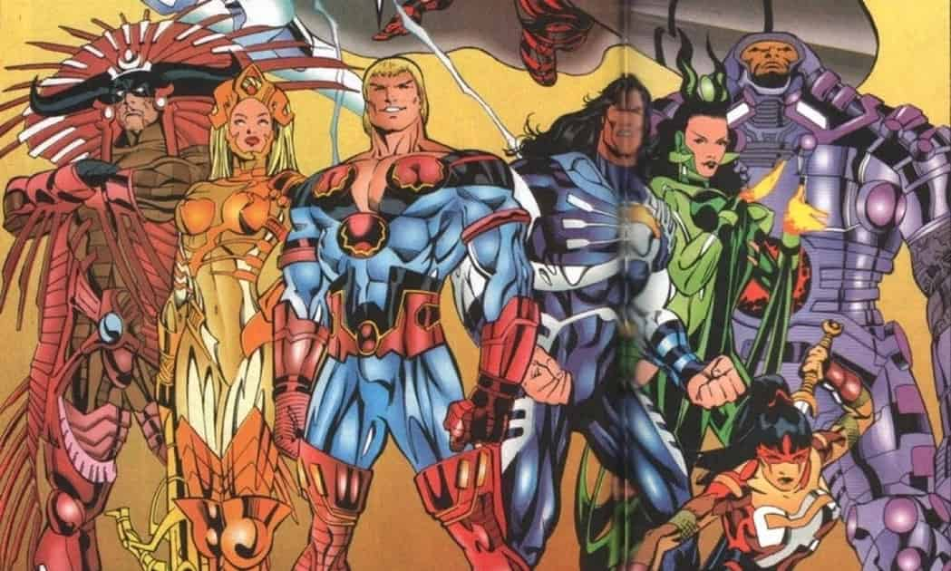 Photo of The Eternals – Marvel is Reportedly Casting Their First Openly Gay Male Lead