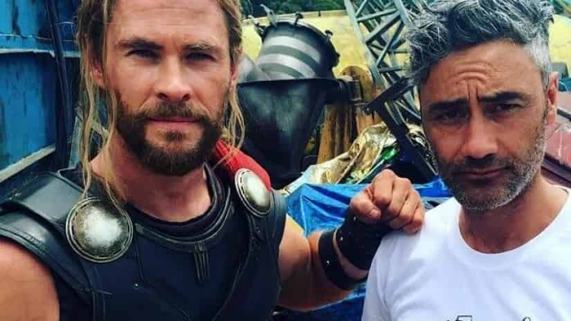 Avengers: Endgame Chris Hemsworth MCU