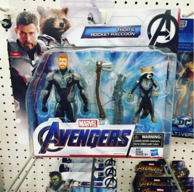 Avengers: Endgame Action Figures