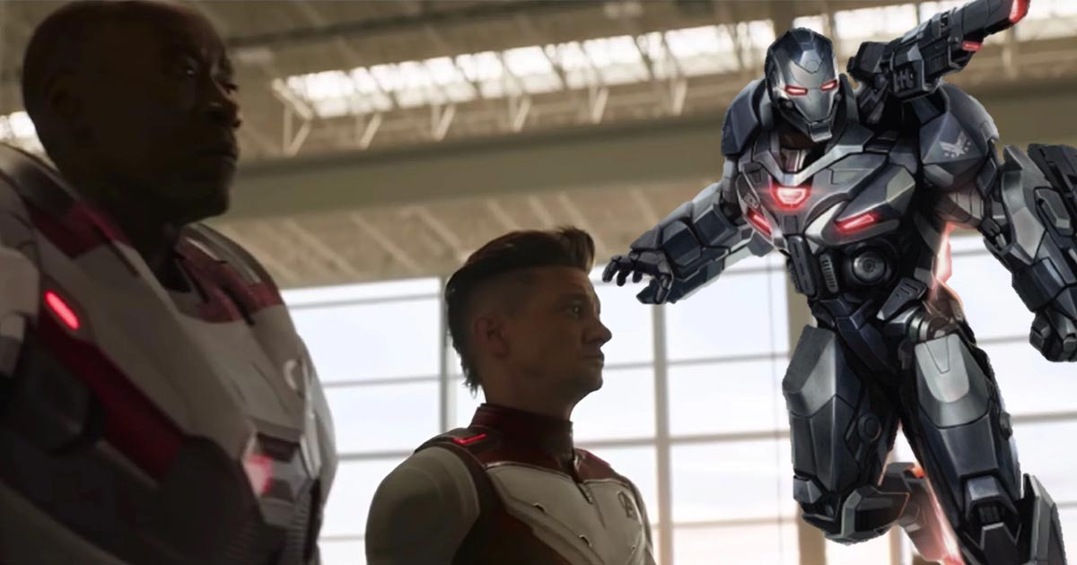 Photo of Avengers: Endgame – New Look at War Machine's White Suit Will Leave You Stunned