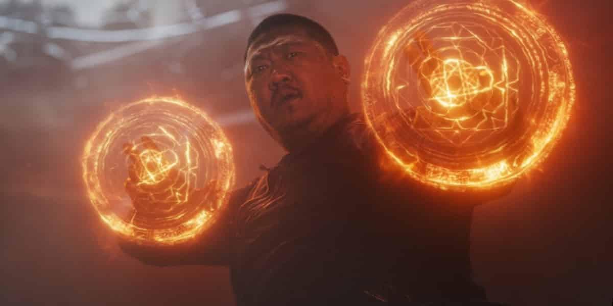 Avengers: Endgame Wong