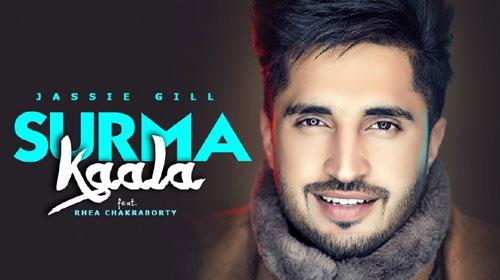 Surma Kala Jassi Gill Lyrics
