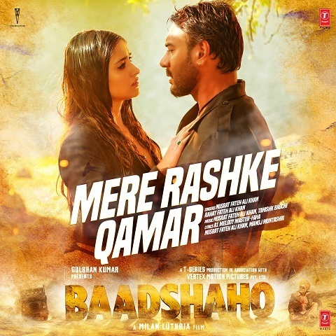 Mere Rashke Qamar Mp3 Download