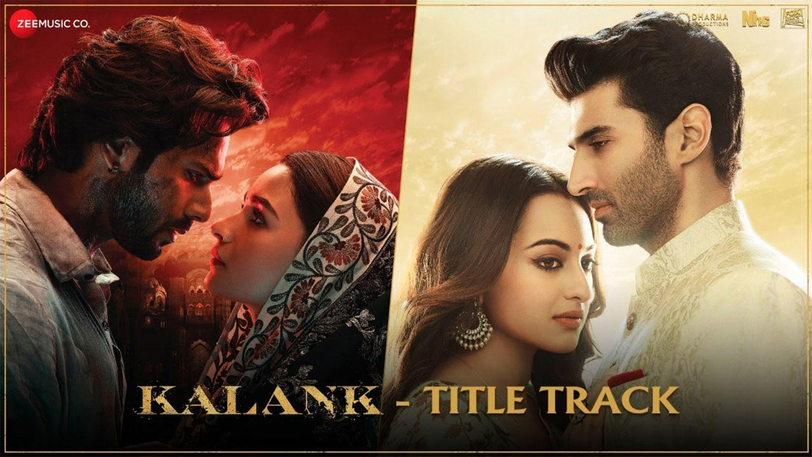 Photo of Kalank Title Track Download in High Quality Audio For Free