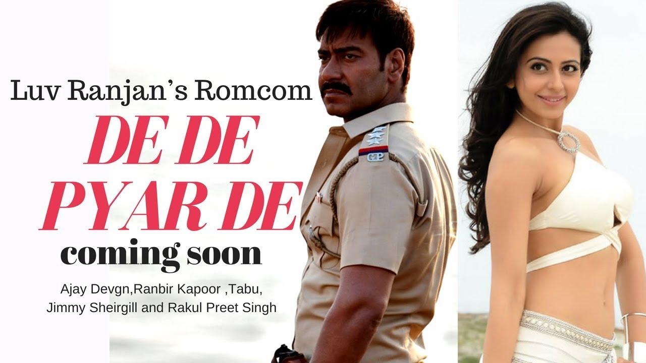 De De Pyar De Movie Song Download