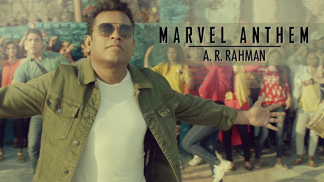 Marvel Anthem Tamil Mp3 Download