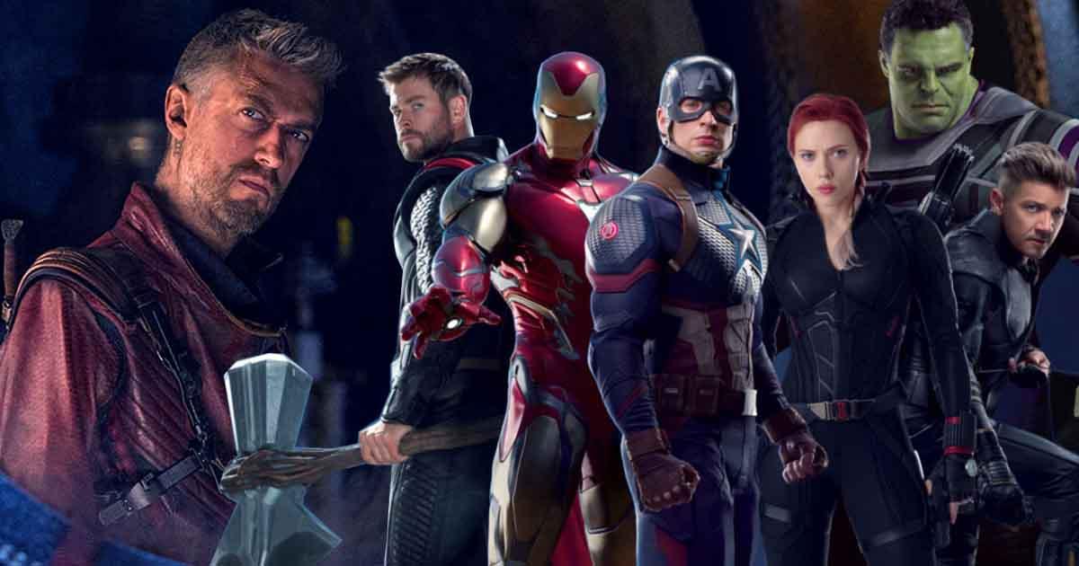 Avengers: Endgame Sean Gunn