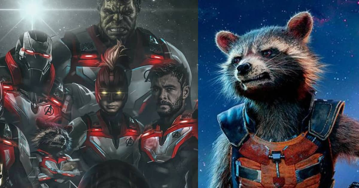 Photo of New Avengers Endgame Promo Shows Rocket Taking The Avengers Into Space