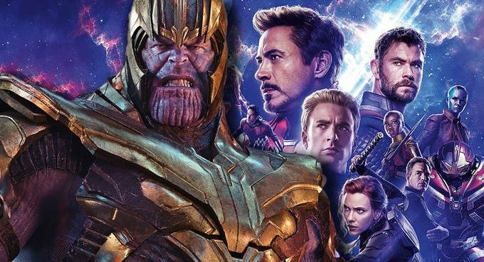 Avengers: Endgame Theory Thanos