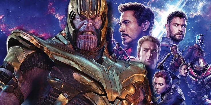 Avengers: Endgame Footage Leaked