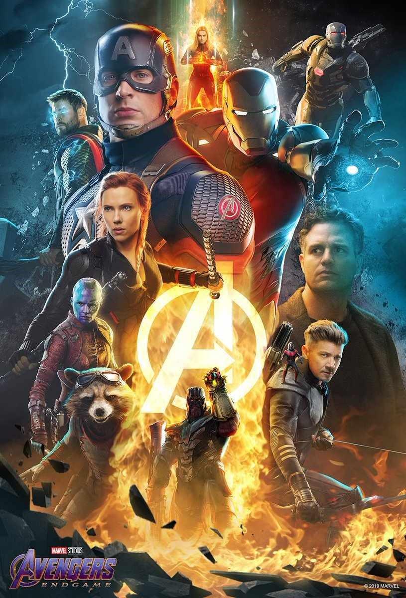 New Avengers: Endgame Posters