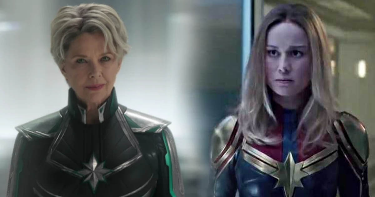 Photo of Captain Marvel – 6 Deleted Scenes, Bloopers and Special Featurettes Revealed