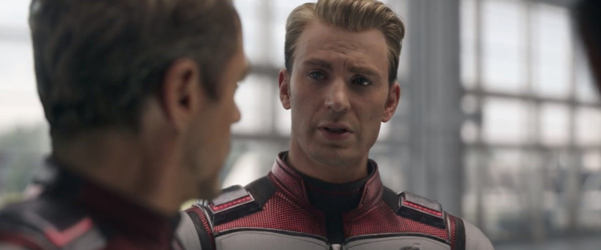 Spider-Man: Far From Home Captain America