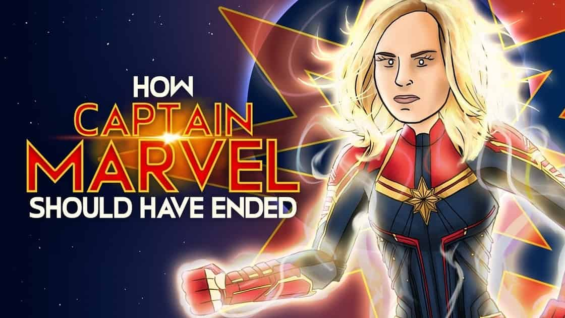 Photo of The New 'How It Should Have Ended' For Captain Marvel is Quite Amazing!