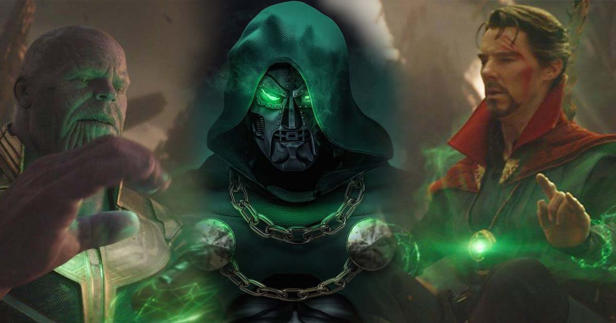 Photo of Doctor Strange Movie Hints Doctor Doom's Mentor Changed The MCU Even Before Thanos