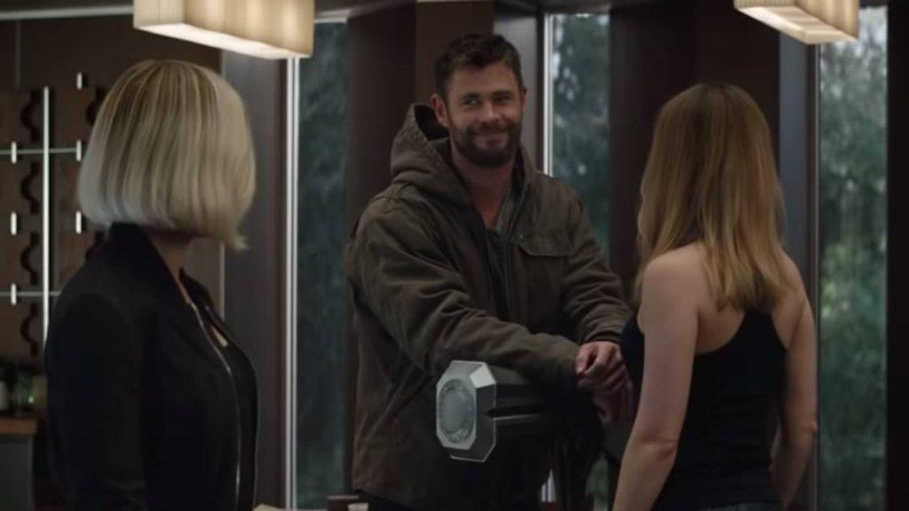 Chris Hemsworth Return Avengers: Endgame