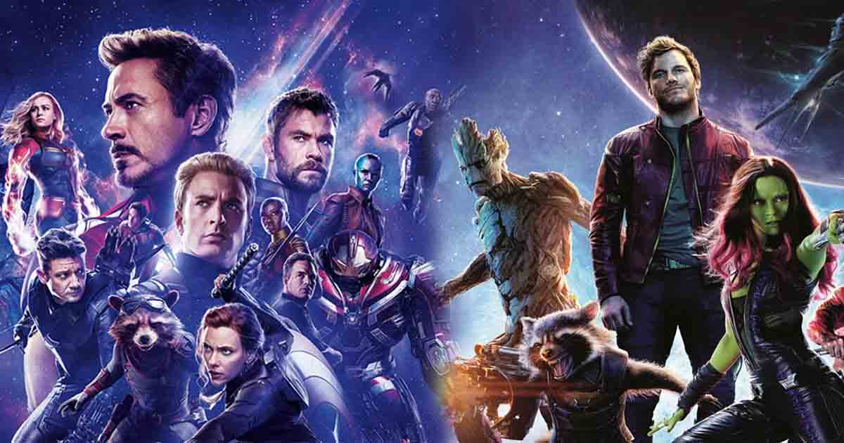 Avengers Endgame Trailer Guardians of the Galaxy