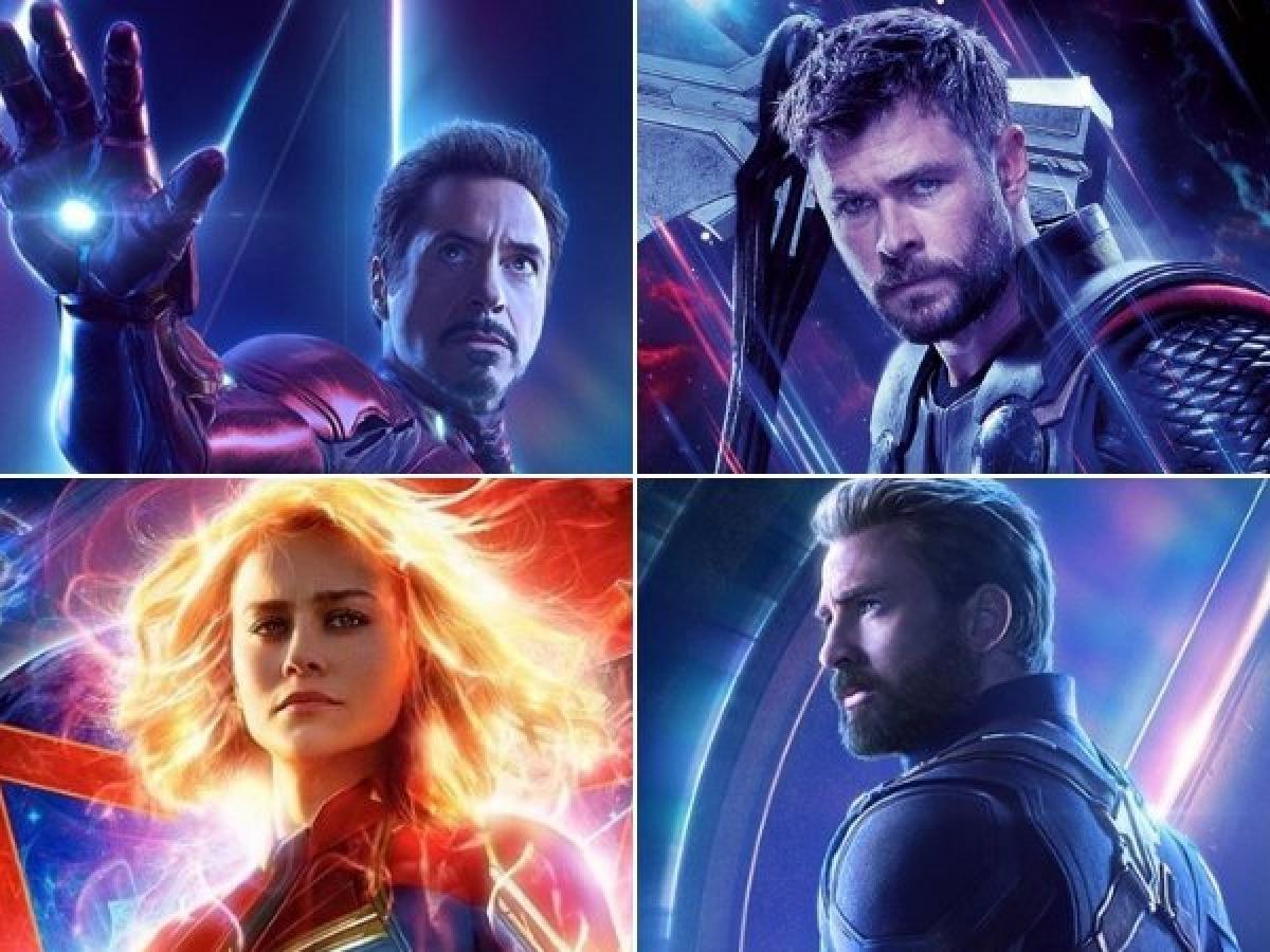 Avengers: Endgame Finale Trailer