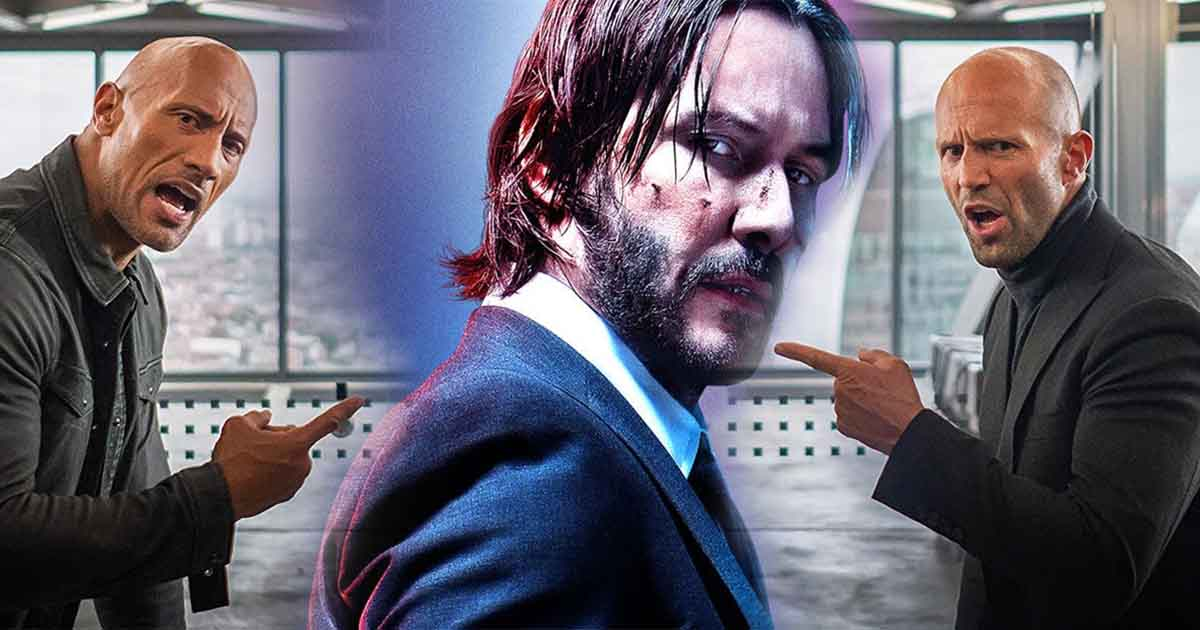 Photo of Fast And Furious Spin-Off Hobbs & Shaw Reportedly Casts Keanu Reeves in Major Role