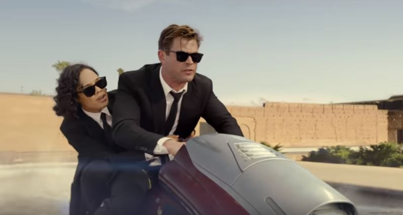 Photo of The Official Men in Black: International Trailer 2 Released