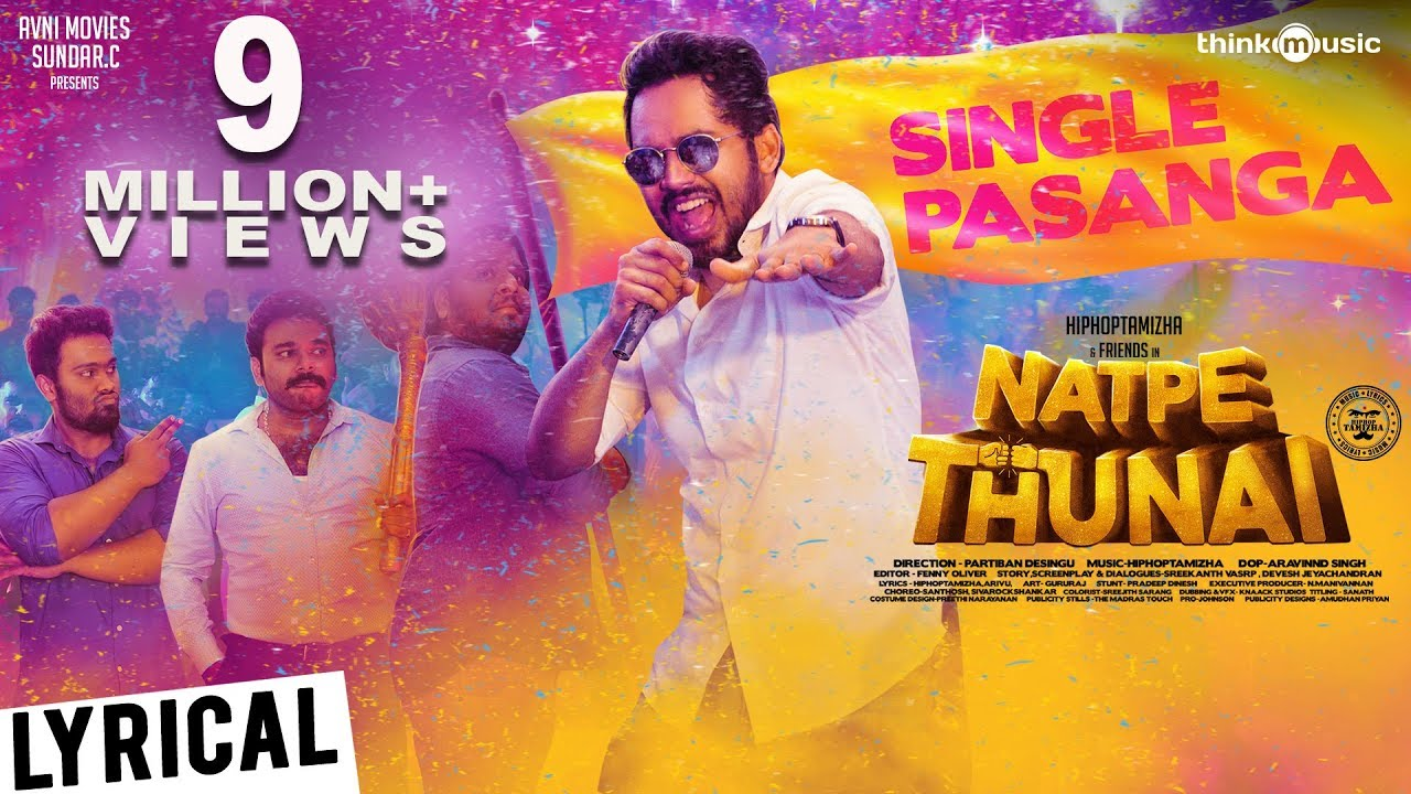 Natpe Thunai Video Songs Download Mp4 in 720p HD Free - QuirkyByte