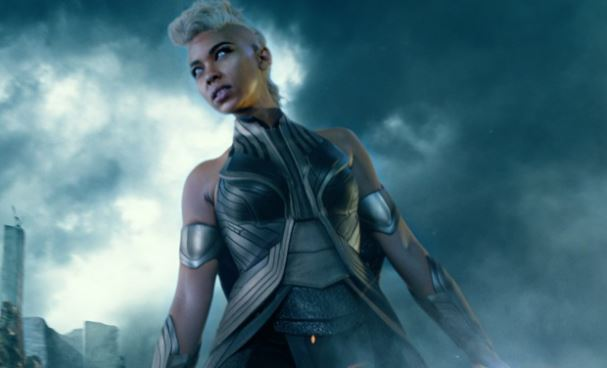 Photo of Dark Phoenix Star Alexandra Shipp Would Dip in Silver Again For The MCU