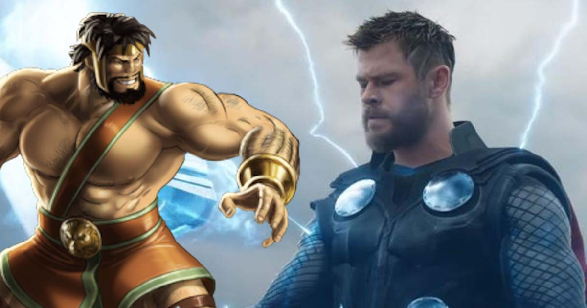 Photo of The Recent Adventures of Thor Have Probably Made Hercules Unnecessary For The MCU