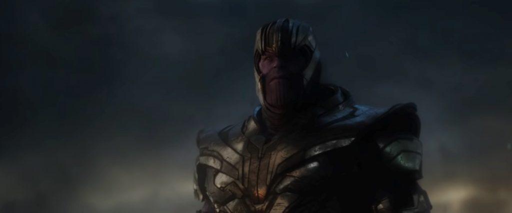 Thanos Armor Avengers Endgame