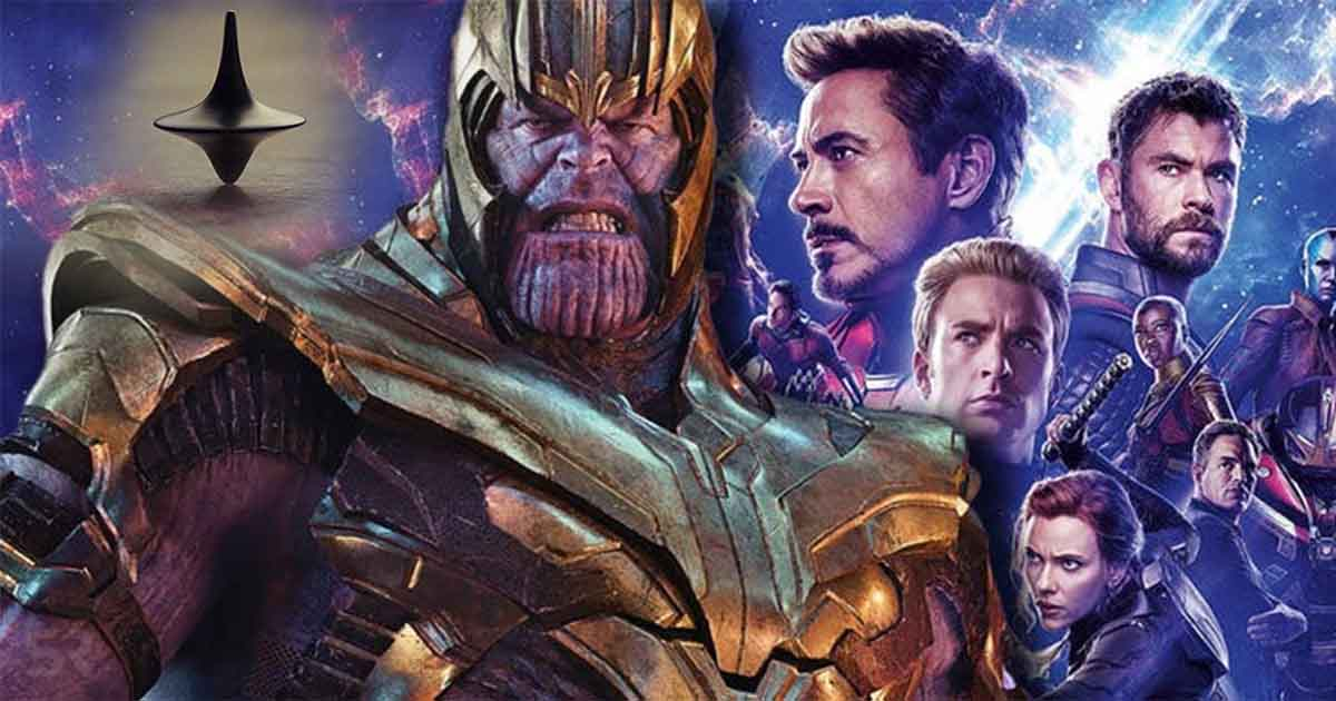 Avengers: Endgame Theory Inception
