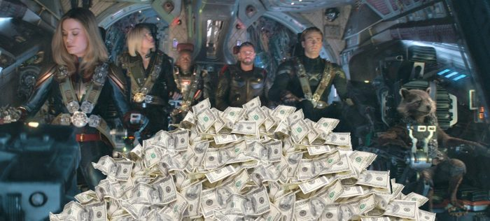 Avengers: Endgame Box Office The Avengers