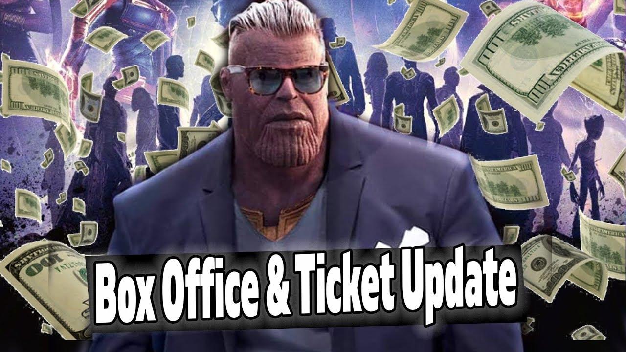 Avengers: Endgame Tickets eBay