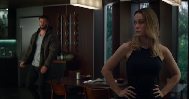 Photo of Avengers: Endgame Clip – People Are Convinced That a Mysterious Hero Has Telepathy