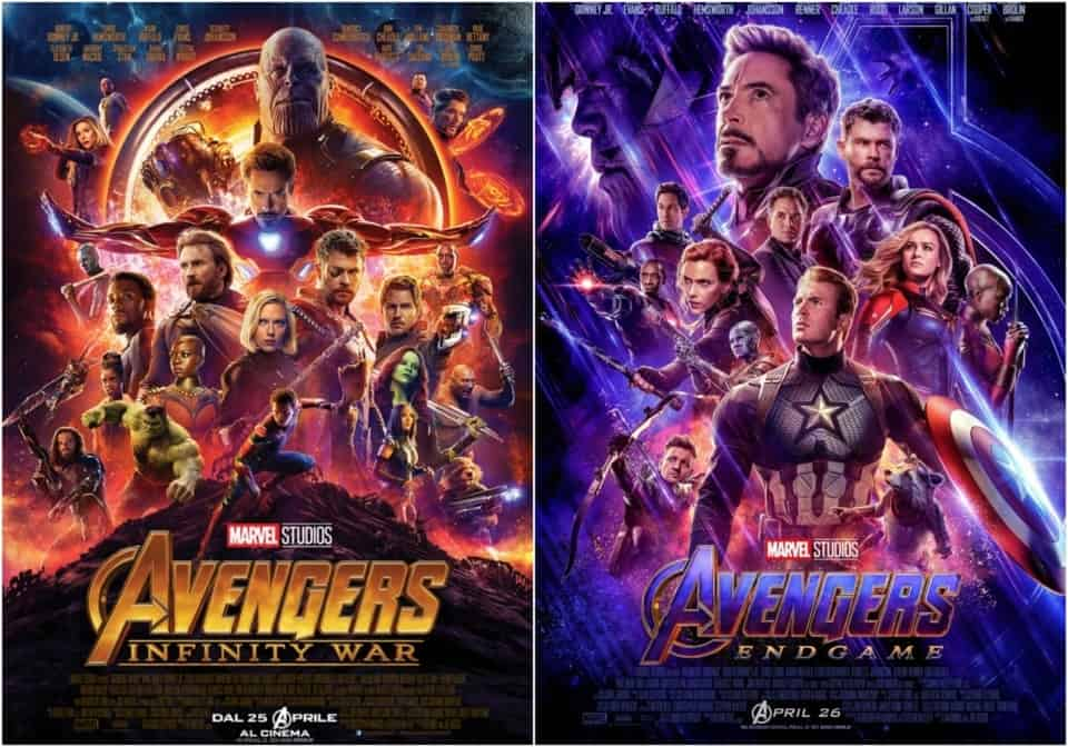 Avengers: Endgame Pre Ticket Sales Infinity War Captain Marvel Star Wars *