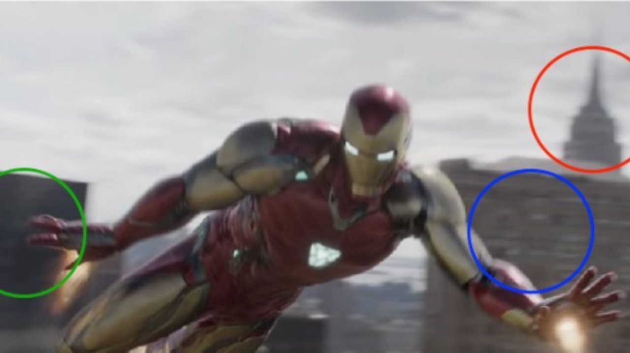 Photo of Avengers: Endgame – Does The Iron Man Mark 85 Armor Scene Take Place in The Past?