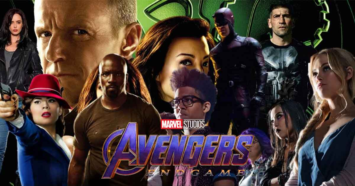 Photo of Avengers: Endgame Does Acknowledge The MCU TV Shows After All