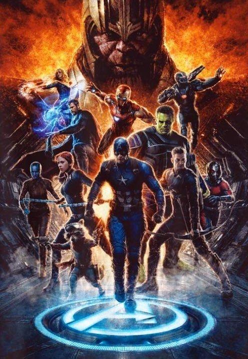 Avengers: Endgame Posters Professor Hulk Marvel