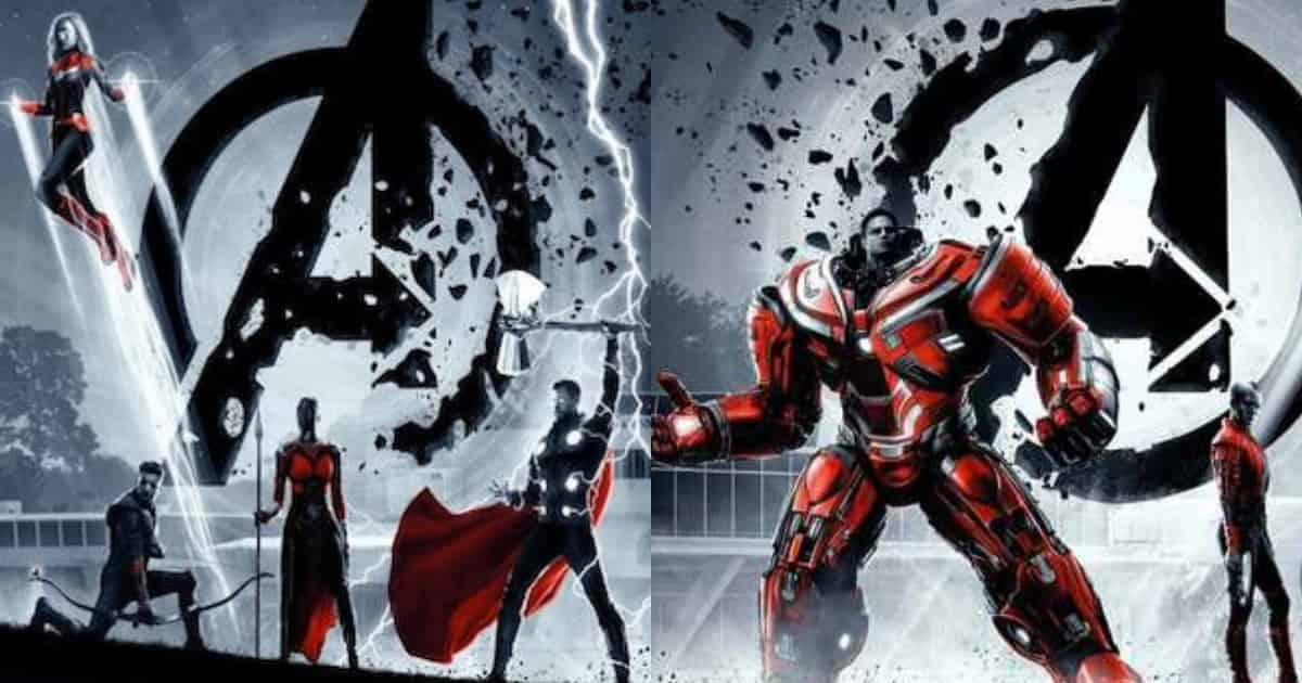 Photo of New Avengers: Endgame Posters Reveal Team Iron Man And Team Cap