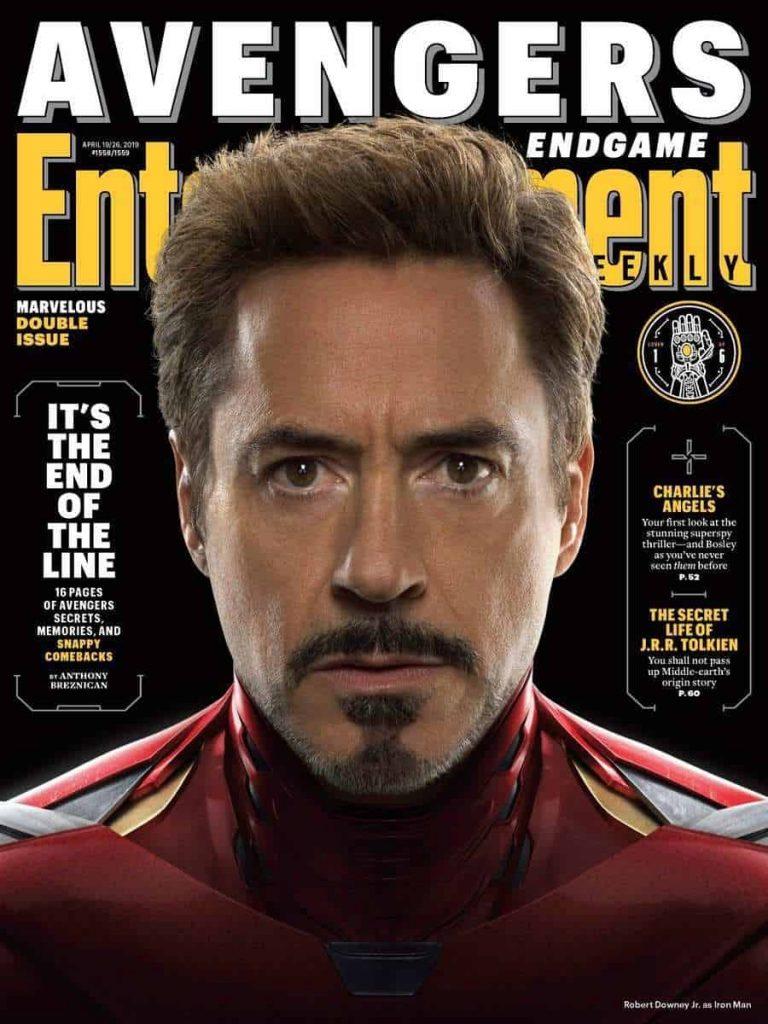 Avengers: Endgame Original 6 Avengers