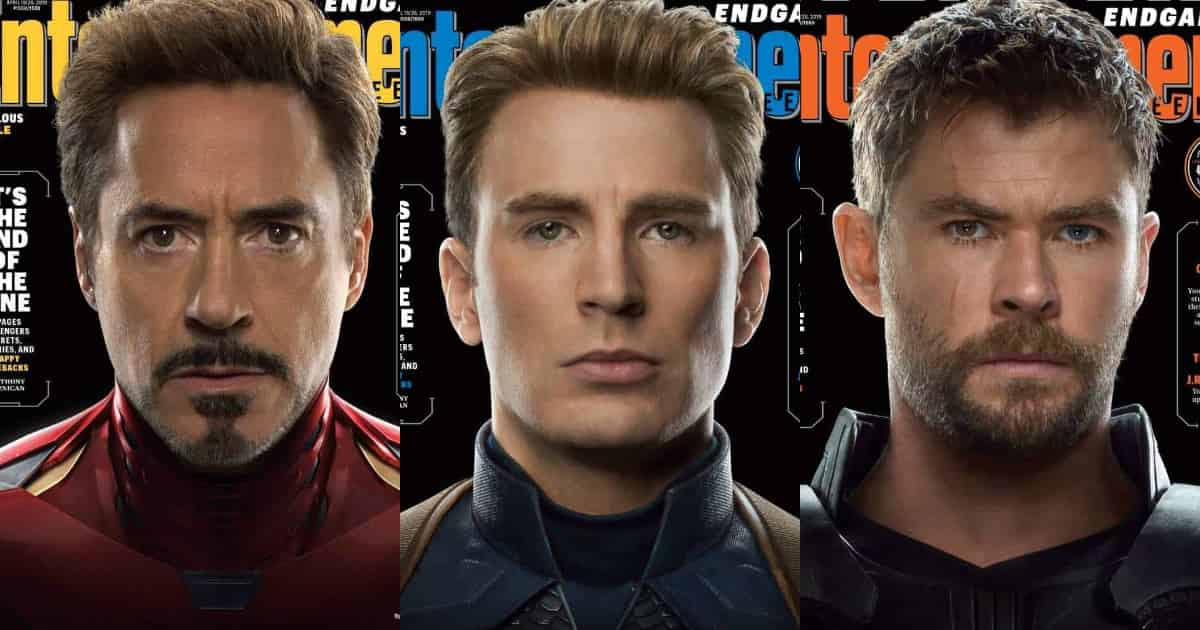 Photo of Trinity of MCU Reunites In New 'Avengers: Endgame' Poster